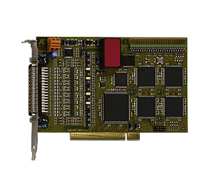 PCI multifunction counter board