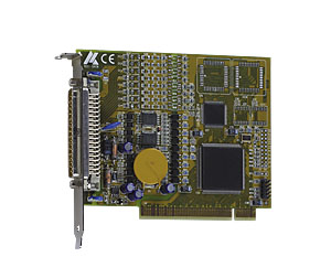Digital PCI output board