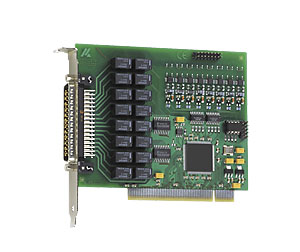 PCI relay board
