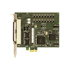 PCI Express digital input board