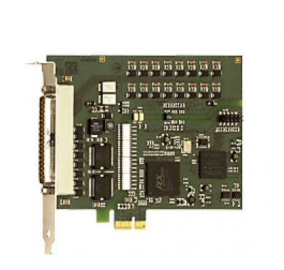 Digital / relay PCI Express boards