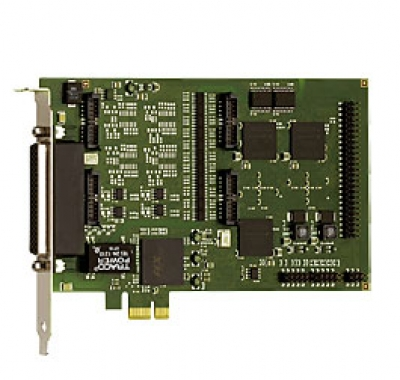 PCI-Express multifunction counter board
