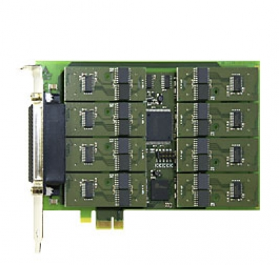 PCI Express serial interfaces