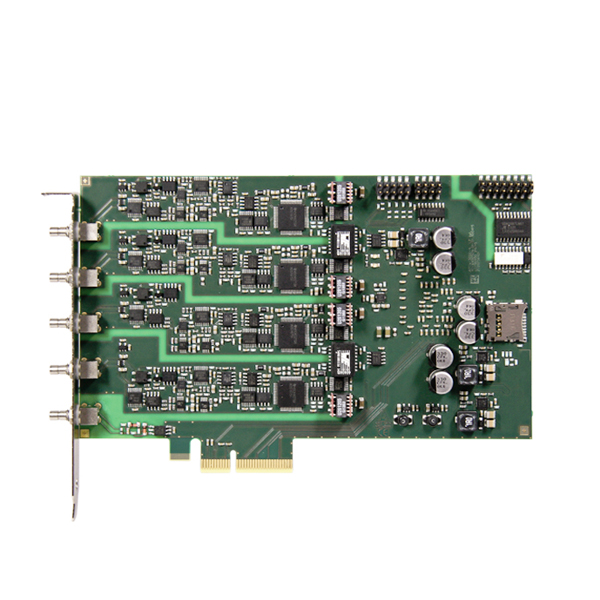 PCI Express vibration measurement board